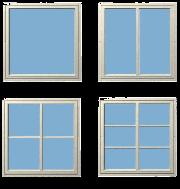 optælling af vinduer til vinduespudseren